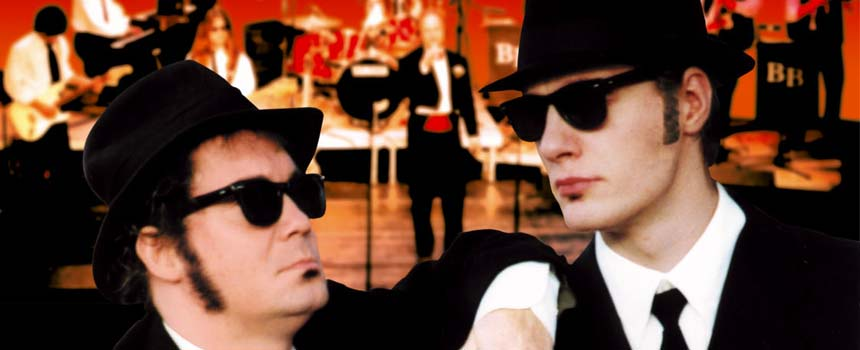 Mo 29. & Di 30. Oktober - The Good Ol' Blues Brothers Boys Band